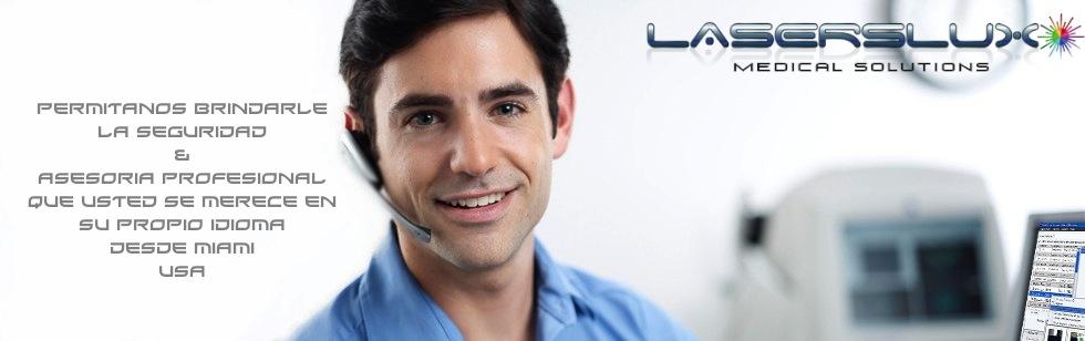 Venta de Equipos Laser Medicos