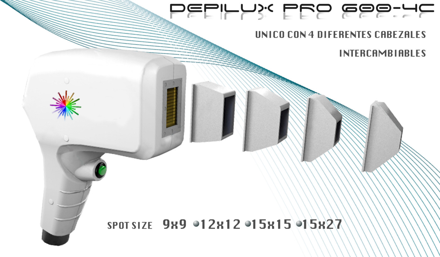 Equipos Laser Depilacion