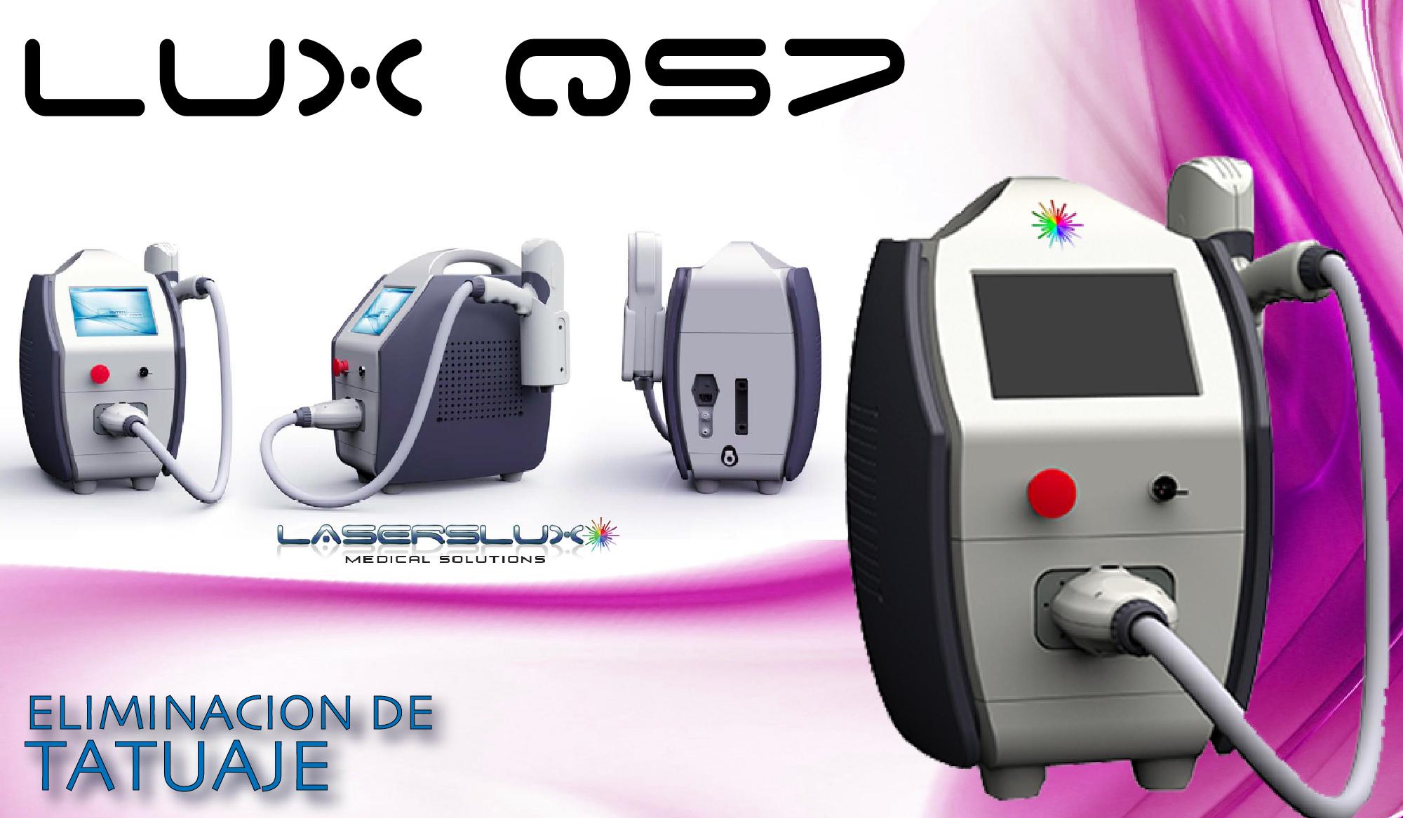 Para Quitar Tatuajes laser nd yag q-switched | tatuajes - laserslux