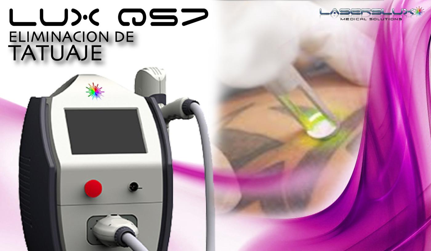 laser para quitar tatuajes