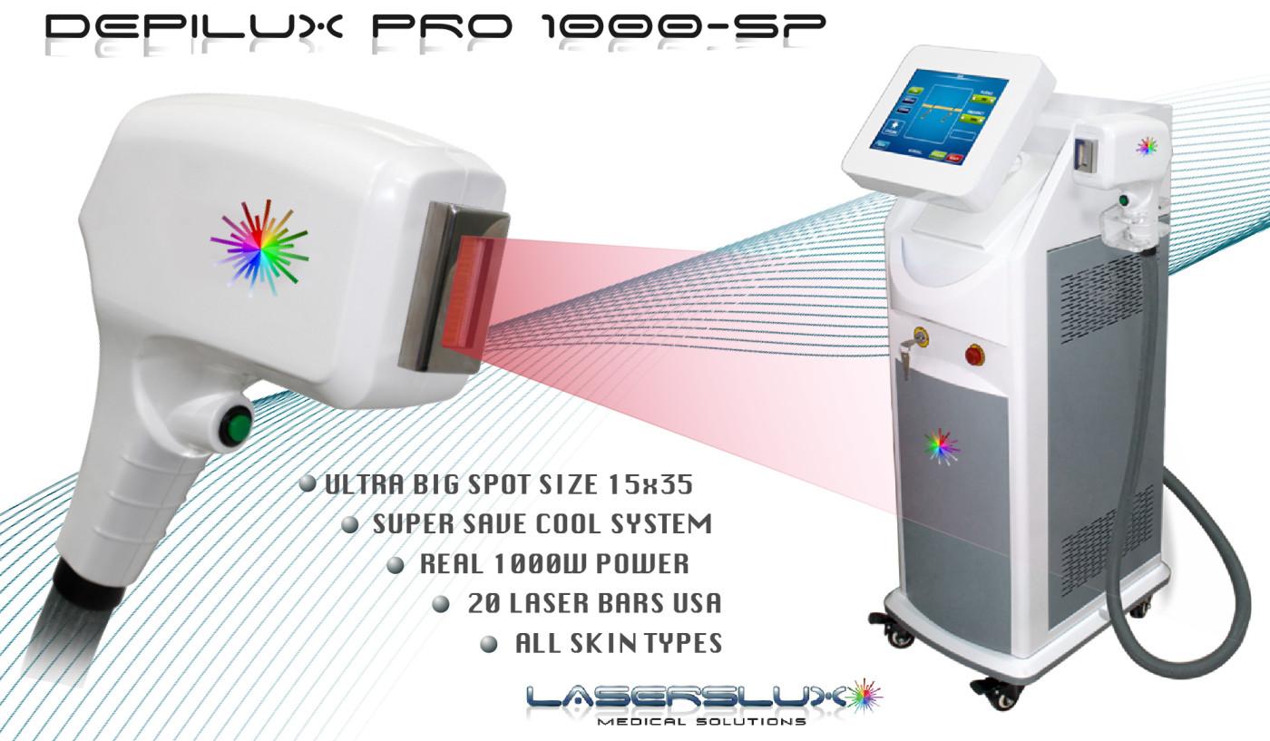 Equipos Depilacion Laser